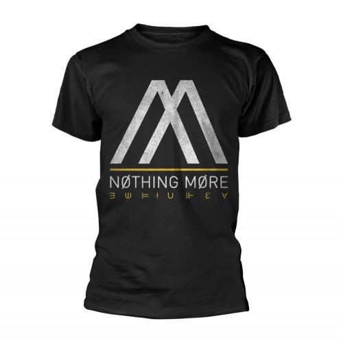 Tricou Nothing More Album Logo