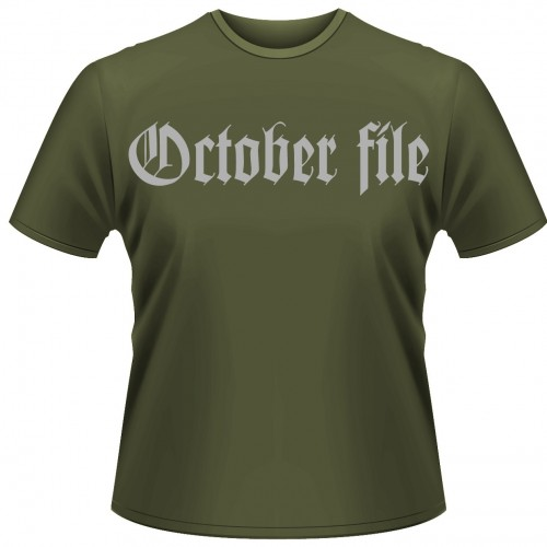 Tricou October File Why...?
