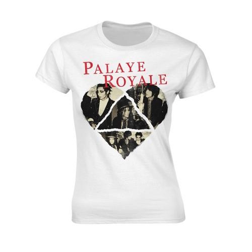 Tricou Damă Palaye Royale Heart
