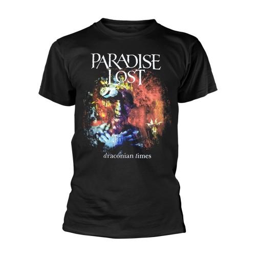 Tricou Paradise Lost Draconian Times (Album)