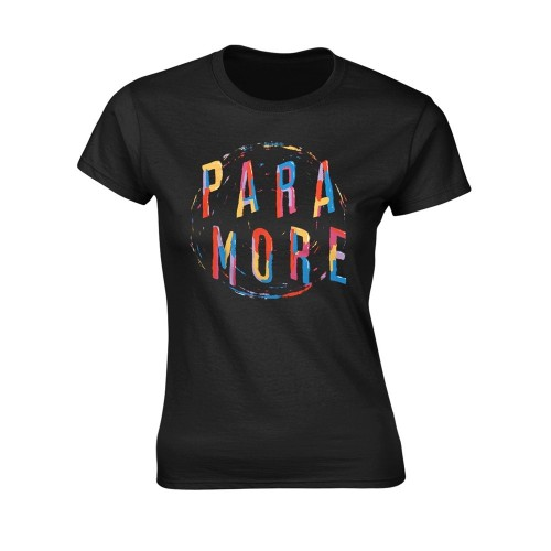 Tricou Paramore Painting Spiral