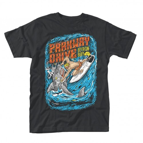 Tricou Parkway Drive Shark Punch