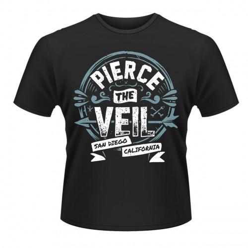 Tricou Pierce The Veil San Diego California