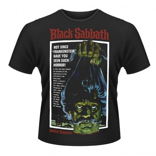 Tricou Plan 9 - Black Sabbath Black Sabbath (Poster)