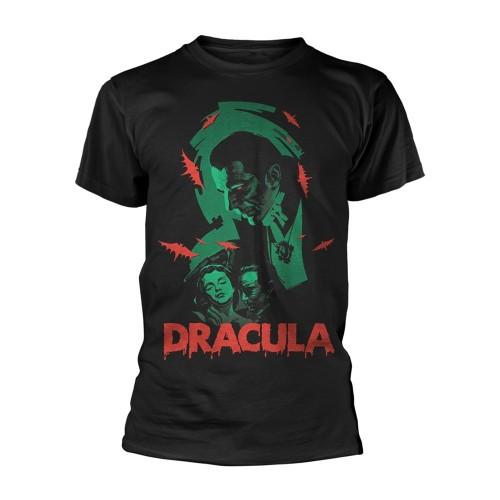 Tricou Plan 9 - Dracula Dracula Luna