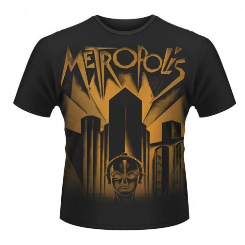 Tricou Plan 9 - Metropolis Metropolis