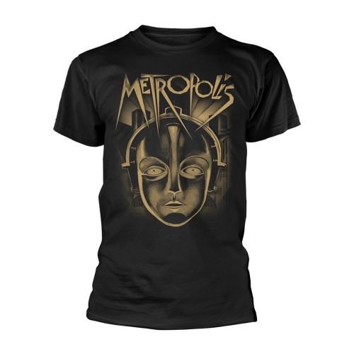 Tricou Plan 9 - Metropolis Metropolis - Face