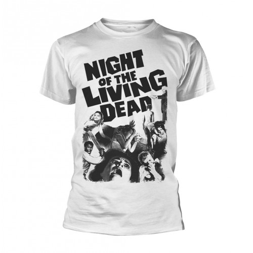 Tricou Plan 9 - Night Of The Living Dead Night Of The Living Dead
