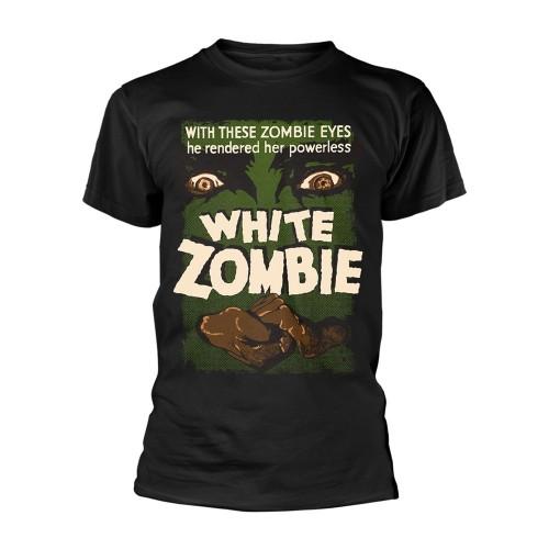 Tricou Plan 9 - White Zombie White Zombie - Poster