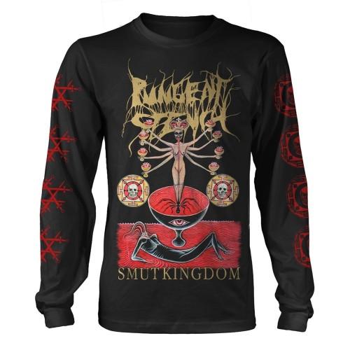 Tricou mânecă lungă Pungent Stench Smut Kingdom 1