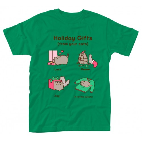 Tricou Pusheen Holiday Gifts