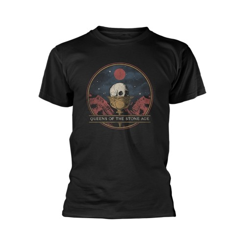 Tricou Queens Of The Stone Age Chalice