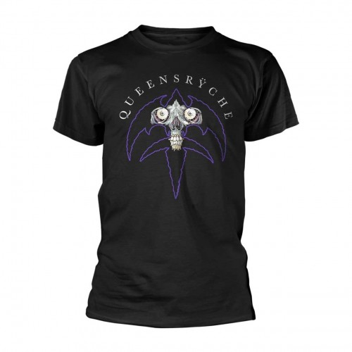 Tricou Queensryche Empire Skull