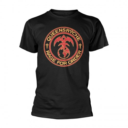 Tricou Queensryche Rage For Order