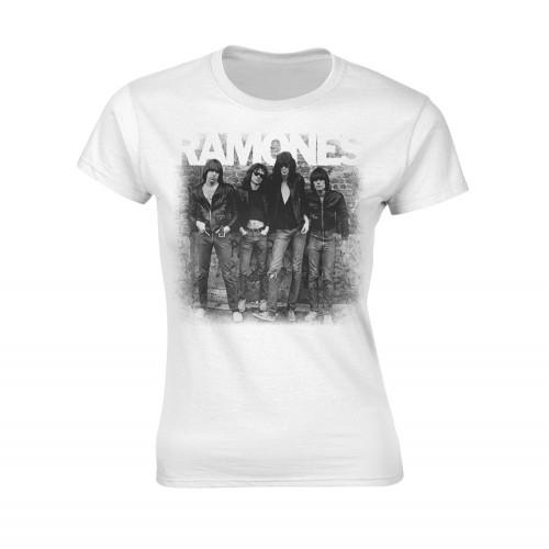 Tricou Damă Ramones First Album Faded