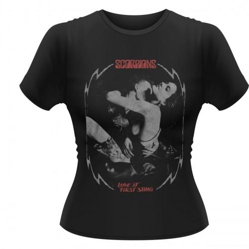 Tricou Damă Scorpions Love At First Sting