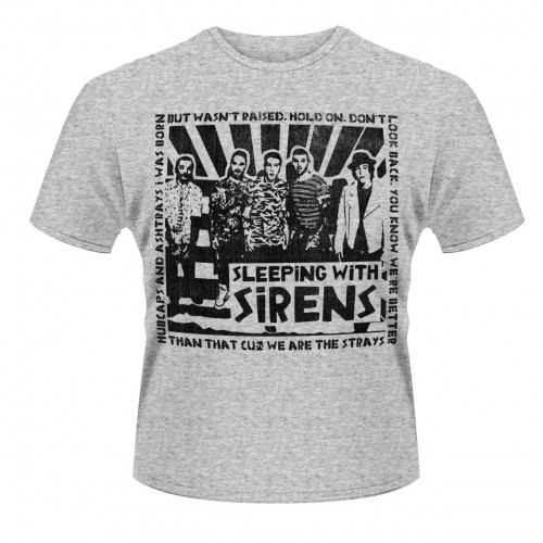 Tricou Sleeping With Sirens Clipping
