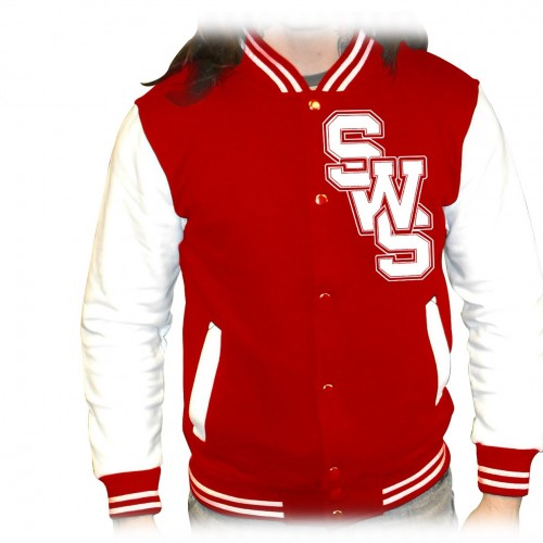 Jachetă Varsity Sleeping With Sirens Floater