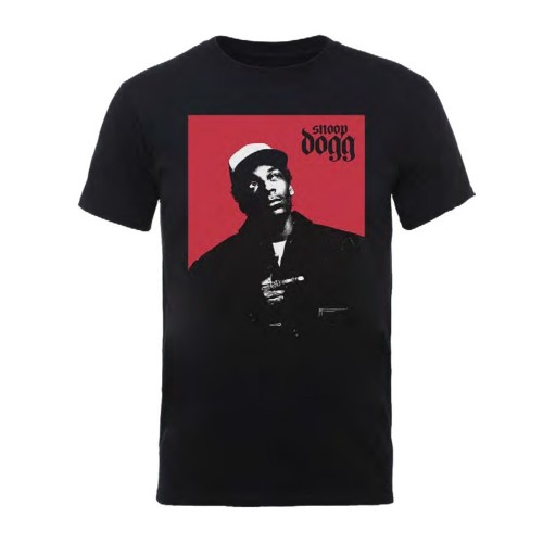 Tricou Snoop Doggy Dogg Red Square