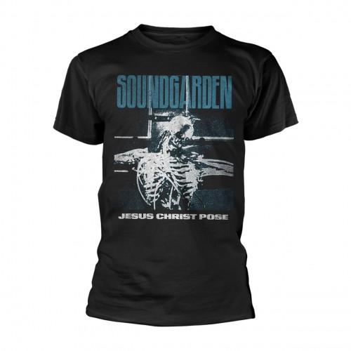 Tricou Soundgarden Jesus Christ Pose