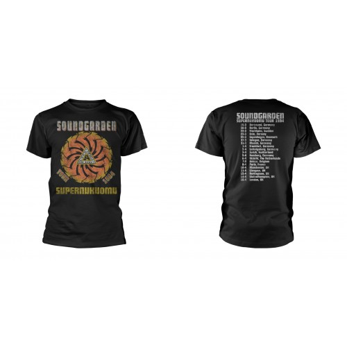 Tricou Soundgarden Superunknown Tour 94
