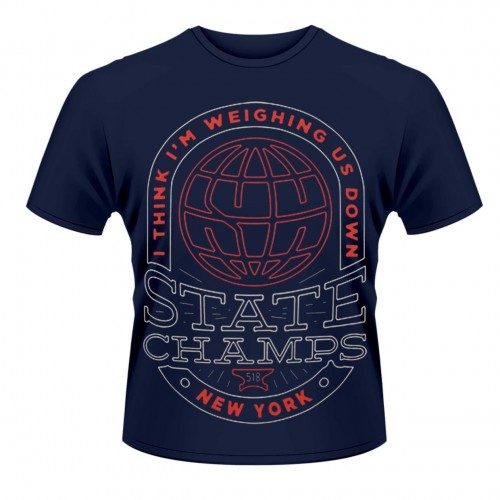 Tricou State Champs Down