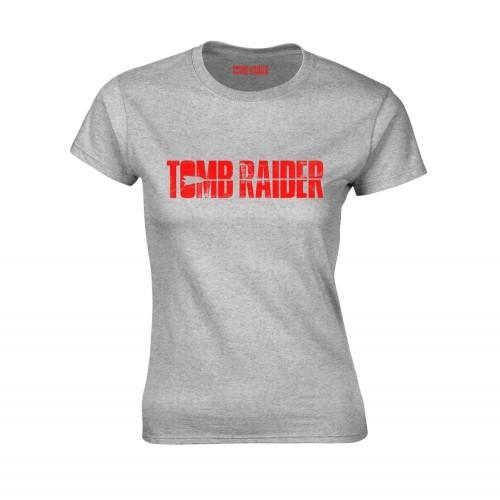 Tricou Damă Tomb Raider Logo