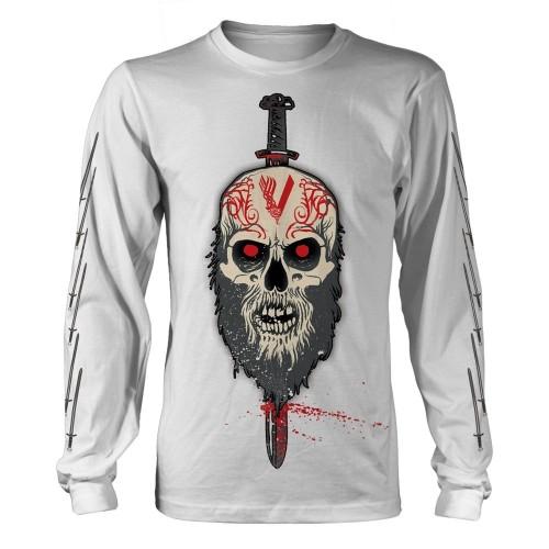 Tricou mânecă lungă Vikings Berserker