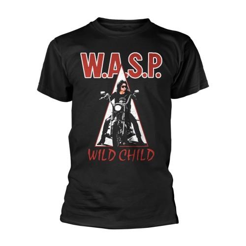 Tricou W.A.S.P. Wild Child