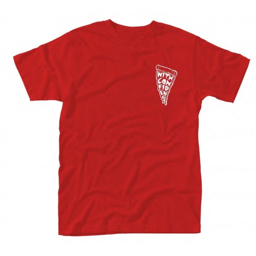 Tricou With Confidence Pizza Punx