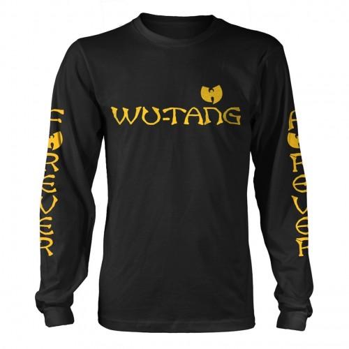 Tricou mânecă lungă Wu-Tang Clan Logo