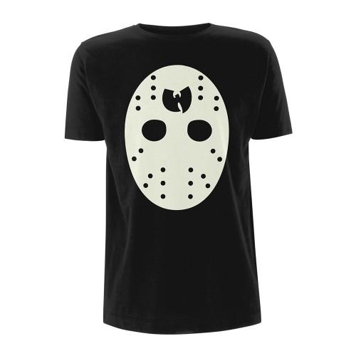 Tricou Wu-Tang Clan White Mask