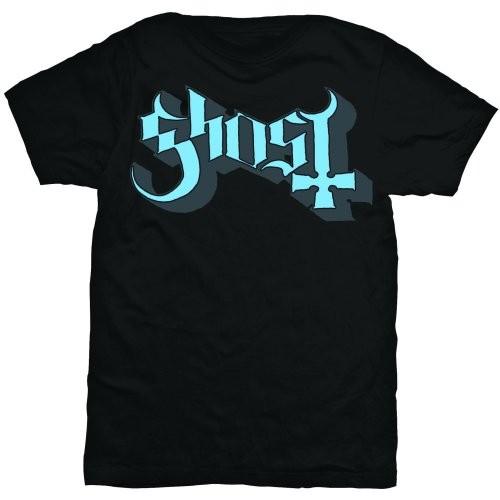 Tricou Ghost Blue/Grey Keyline Logo