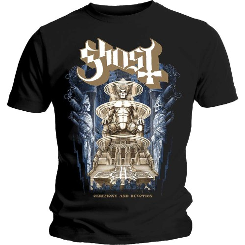 Tricou Ghost Ceremony & Devotion