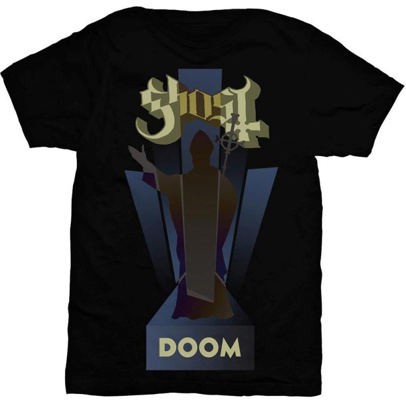 Tricou Ghost Doom