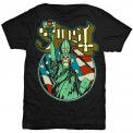 Tricou Ghost Statue of Liberty