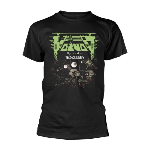 Tricou Voivod Killing Technology