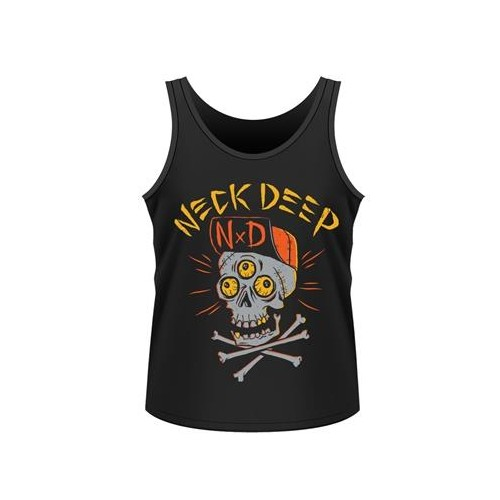 Maiou Neck Deep Skulls
