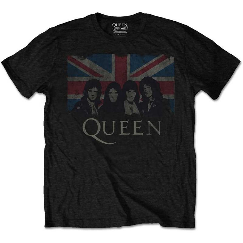 Tricou Queen Union Jack