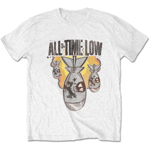 Tricou All Time Low Da Bomb