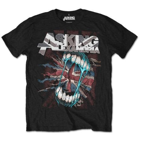 Tricou Asking Alexandria Flag Eater