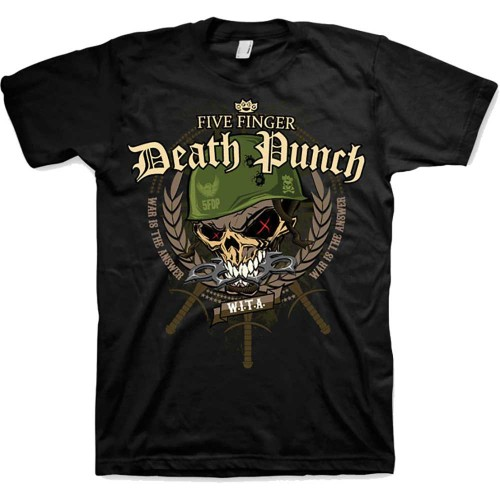 Tricou Five Finger Death Punch War Head