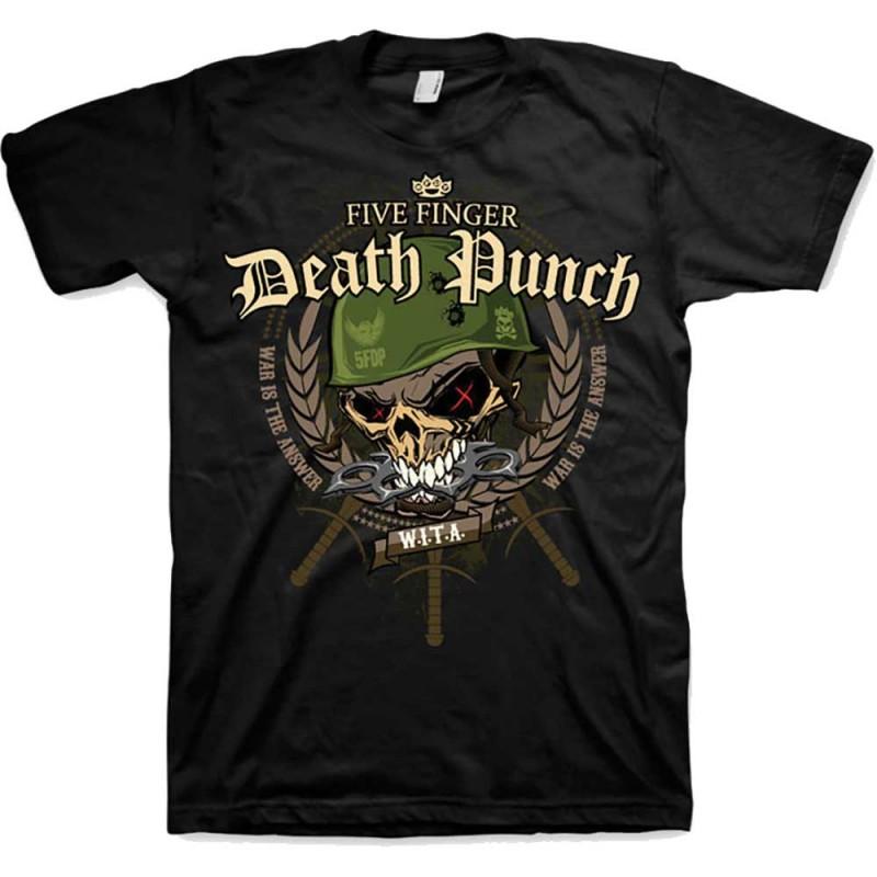 Tricou Five Finger Death Punch War Head