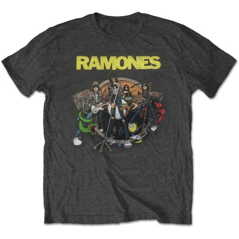 Tricou Ramones Road to Ruin