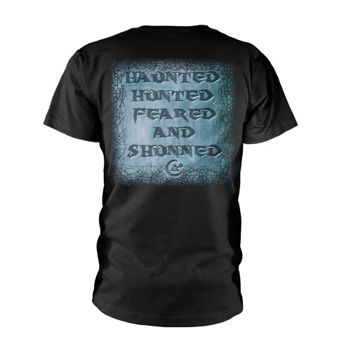 Tricou Cradle Of Filth Haunted Hunted