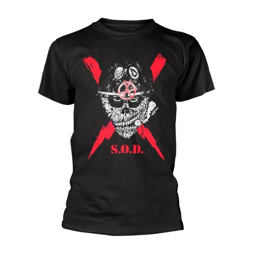 Tricou S.O.D. (Stormtroopers Of Death) Scrawled Lightning