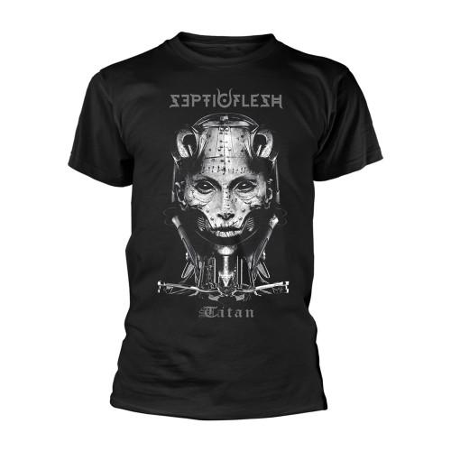 Tricou Septicflesh Titan Head