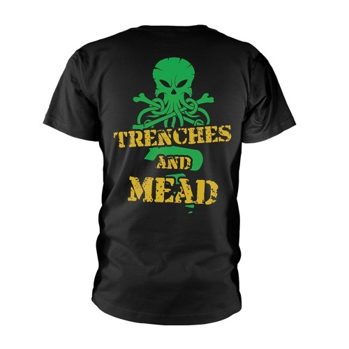 Tricou Alestorm Trenches And Mead