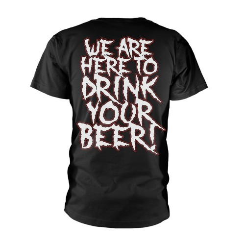Tricou Alestorm We Are Here To Drink Your Beer!