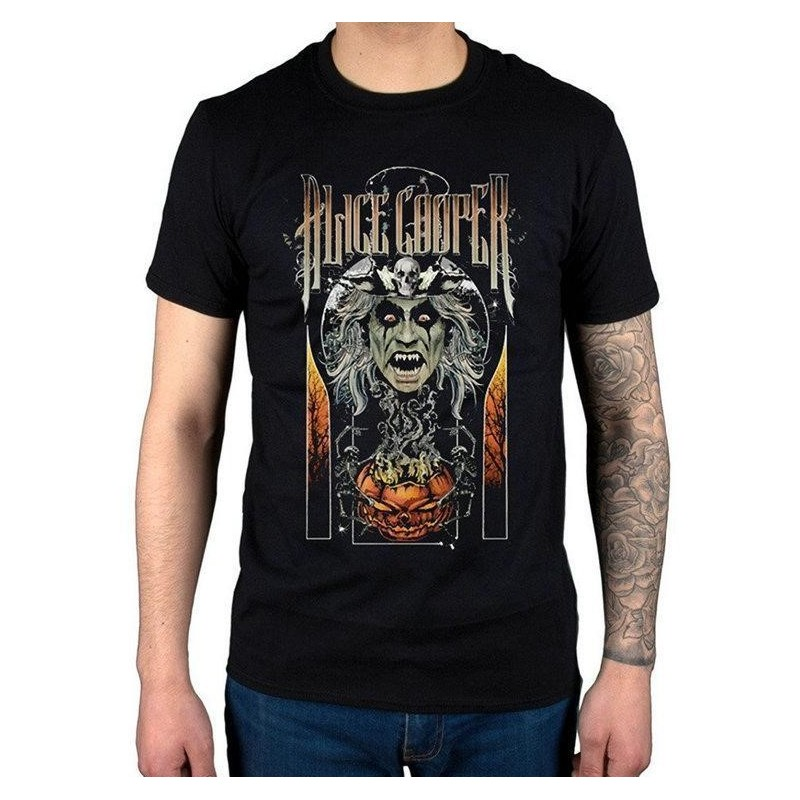 Tricou Alice Cooper I am Halloween